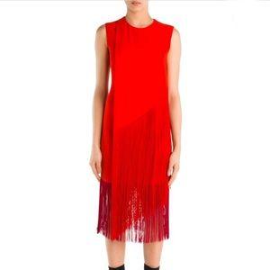 Stella McCartney Suzanne fringe dress